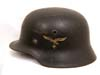 Luftwaffe M42 single decal combat helmet