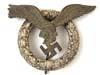 Rare Luftwaffe Pilot Badge variant