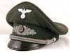 Forestry officer's schirmutze (visor hat ) by Cottbus