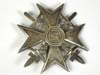 Luftwaffe Spanish Cross in Silber with Swords by C.E.J
