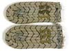 Prussian wartime set of sew-in shoulder board