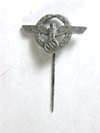 Wehrmacht Civilian members stickpin