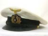 Early Kriegsmarine officer visor hat