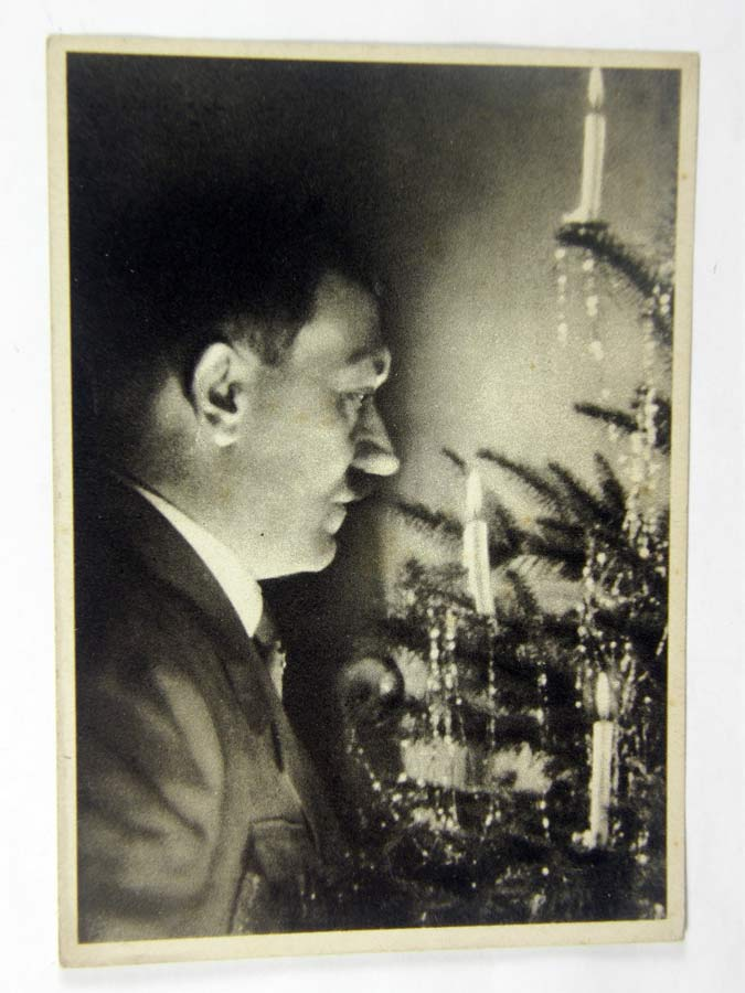 adolf hitler at weihnachten by hoffmann