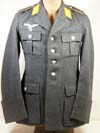 Luftwaffe enlisted four pocket service tunic for flight/Fallschirmj�ger