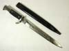 Army etched bayonet of Panzer Rgt.I, Erfurt by Robert Klass