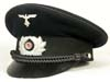Technische Nothilfe ( TeNo ) officer candidate visor hat by EREL