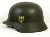 Army M40 single decal combat helmet by NS