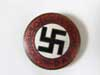 NSDAP party pin
