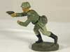 Elastolin Toy Soldier