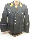 Luftwaffe Legion Condor Flight Feldwebel four pocket service tunic