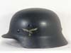 Luftwaffe M40 single decal combat helmet