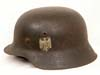 Army M42 single decal combat helmet by EF