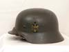 Kriegsmarine re-issued M35 combat helmet
