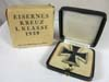 1939 Iron Cross1st Class cased with the original shipping carton