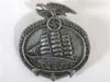 1935 NSDAP NATIONAL SEA TRAVEL DAY COMMENORATIVE BADGE