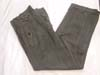 Army hbt assault gun pants