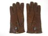 Luftwaffe officer brown leather gloves