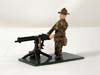 Fusilier Miniatures WW1, Machine Gunner USA