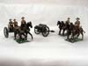 Alymer, WW1, AB-35 German Horse Drawn Artillery