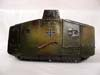 Thomas Gunn WW 1 Tank