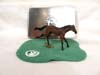 Split Rail, Fine Pewter Collection, #1061 Thoroughbred - bay