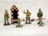 King & Country  AK17 AFRIKA KORPS Check Point