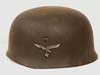 Luftwaffe Fallschirmjager single decal M38 helmet