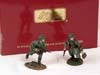 W. Britain, WWII, 17765, Breakout- Normandy 1944, German Luftwaffe Field Division Advancing Set