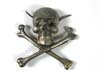Imperial Totenkopf for the busby or other headgear insignia as worn by Hussars