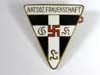 NAT. SOZ. FRAUENSCHAFT members lapel pin