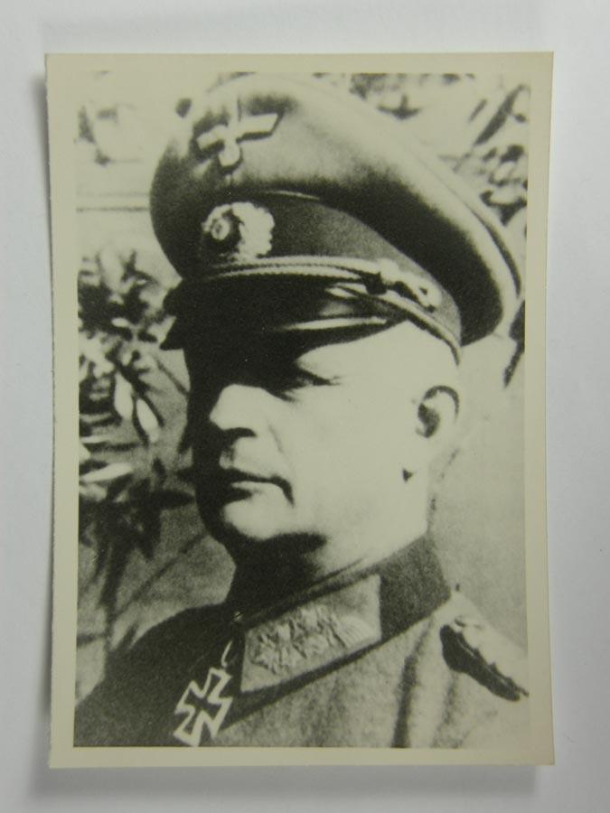postwar signed knight cross winner gen d kav kurt feldt