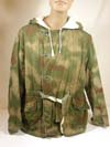 Army Sumpf ( swamp) pattern camouflage Fall reversible to Winter parka