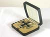Iron Cross 1st Class with case by 65