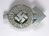 Hitlerjugend Proficiency Badge in silver