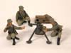 Three man mortar crew by Weiner Krock.