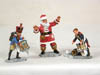 King & Country's  Napoleonic SnowFight  3 figures with Santa
