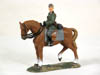 King & Country's  (World War II)  Mounted  Adjutant