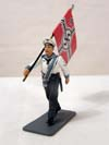 King & Country Kriegs Marine Flag bearer