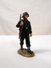 King & Country Panzer crewman Marching