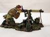 Thomas Gunn  WW2 BRITISH  PARA VICKERS MG SET NORMANDY