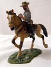 Major John Mosby Mounted Civil War