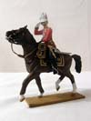 Lord Kitchener Mounted