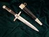 Very rare Postschutz subordinate dagger by Paul Weyersberg