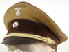 NSDAP Orts Judicial level Political Leader visor hat