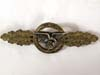 Luftwaffe Gold Transport flight clasp