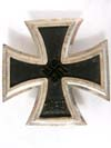 Iron Cross 1st Class marked