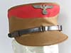 Sturmabeitlung kepi with red upper panel for headquarters