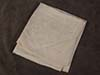 Rare Adolf Hitler informal dinner napkin