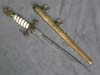 Kriegsmarine 2nd model officer dagger, no maker